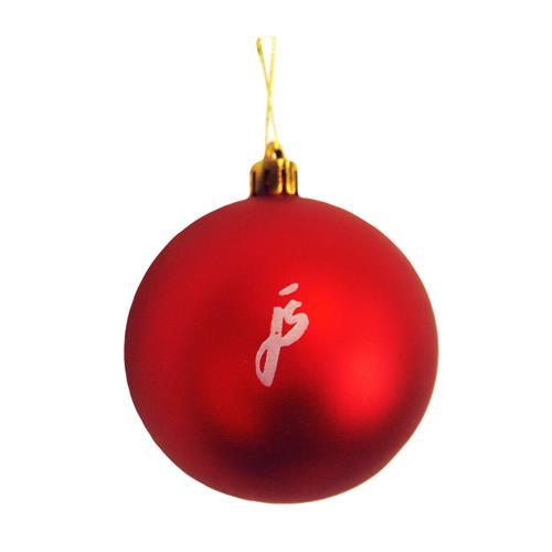Logo Red Ornament