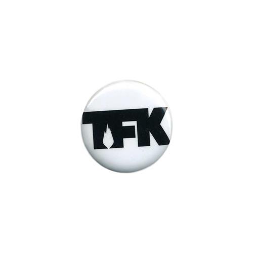 Black TFK On White