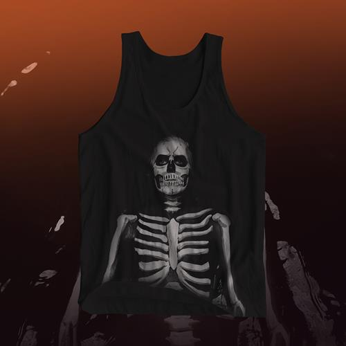 The Maine Skeleton Black