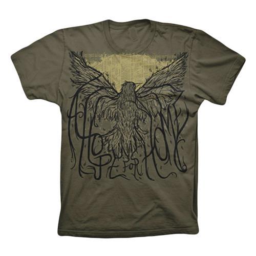Bird Army Green Sale! Final Print!