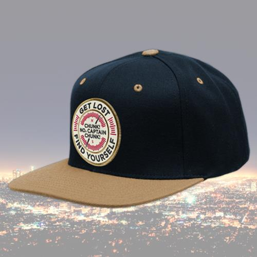 Get Lost, Find Yourself Navy Snapback