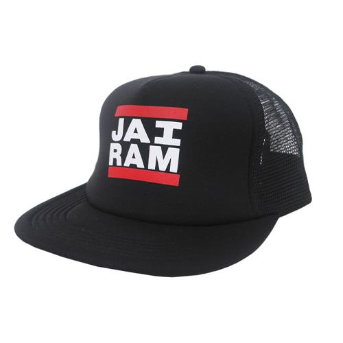 Mantralogy Jai Ram Black Snapback