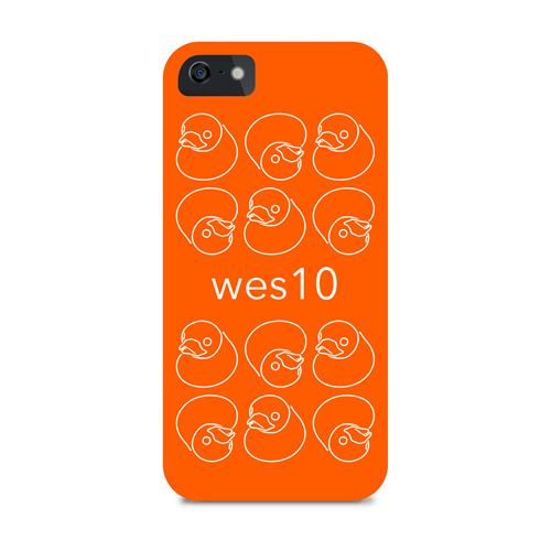 Duck Wes10 Orange