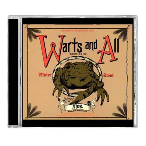 Warts & All - Vol. 1