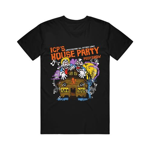 House Party Black