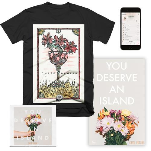 CD + Snake Flower Tee + Download + Poster