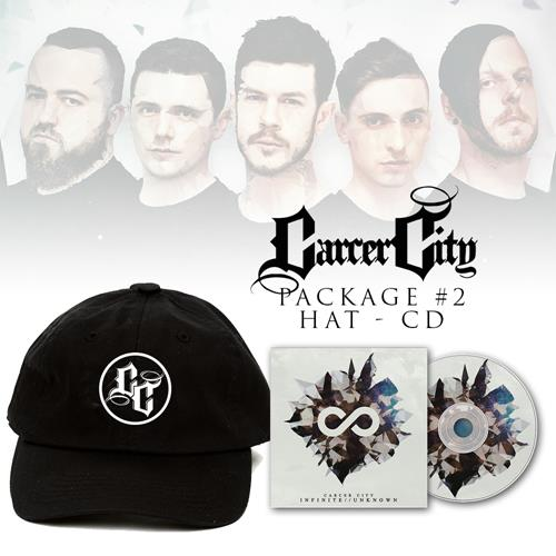 Infinite // Unknown CD/Hat/Download