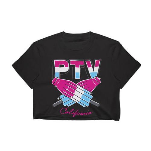Popsicle Black Girl's T-Shirt