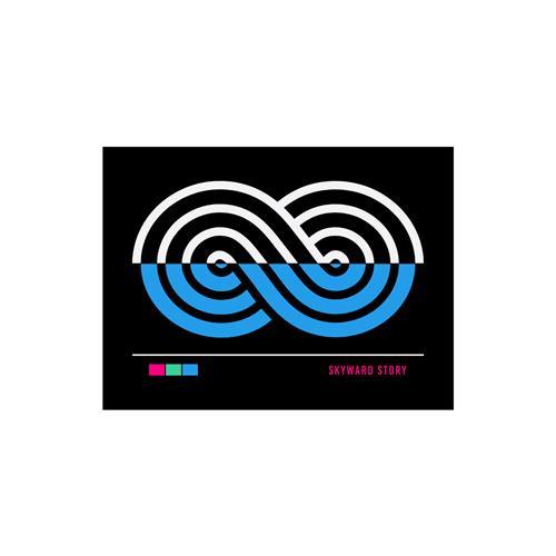 Logo 4X3 Sticker