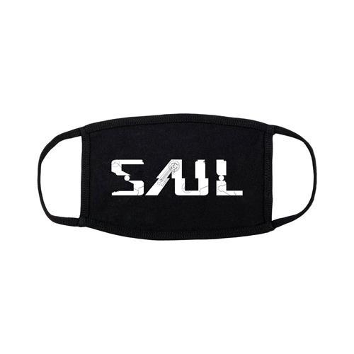 Band Logo Black Mask
