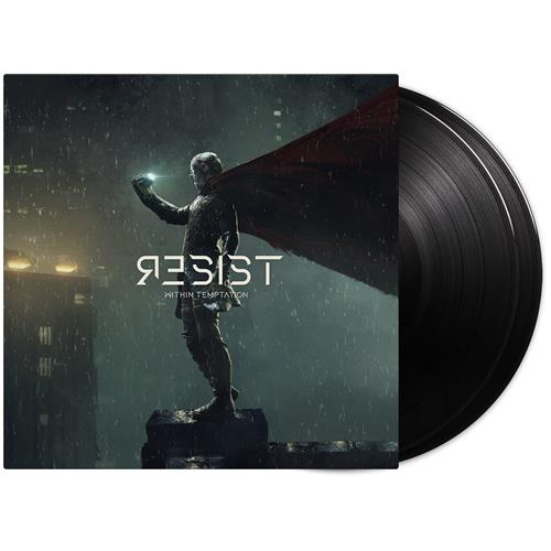 Resist Black Vinyl 2X LP