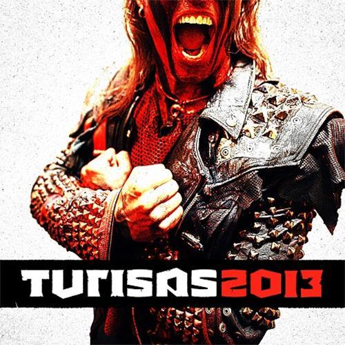 Turisas2013 CD