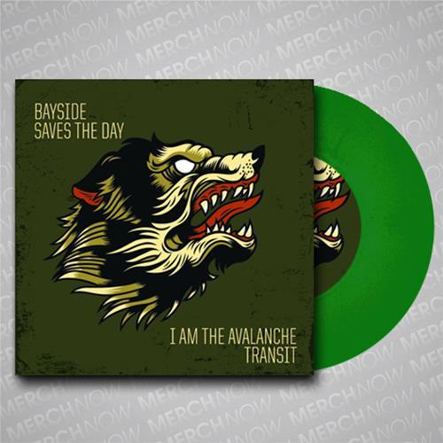 Split Release - Green 7