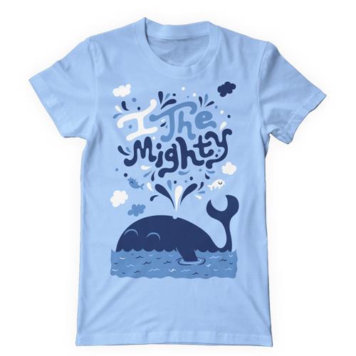 Whale Light Blue