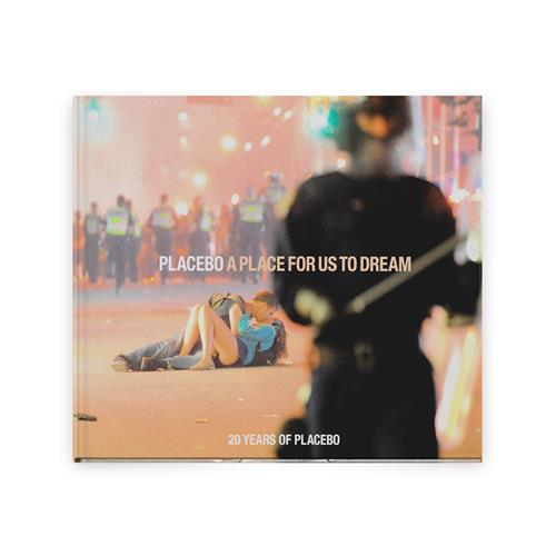 A Place For Us To Dream 2xCD Bound Book Edition
