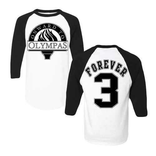 Torch Black/White Baseball Shirt *Sale! Final Print*