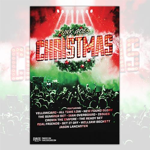 Punk Goes Christmas 11x17