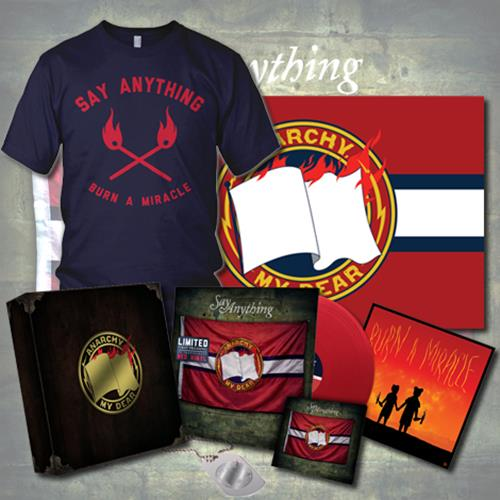 Deluxe Boxset w/ T-Shirt