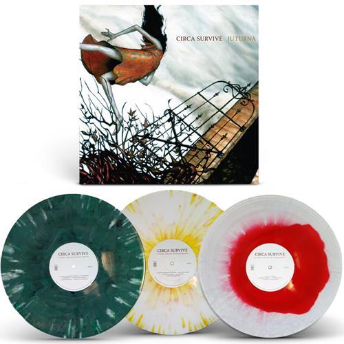 Juturna 10 Year Anniversary *Scratch & Dent* 3 X LP