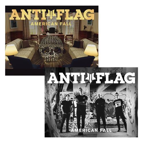 American Fall  Double Sided-