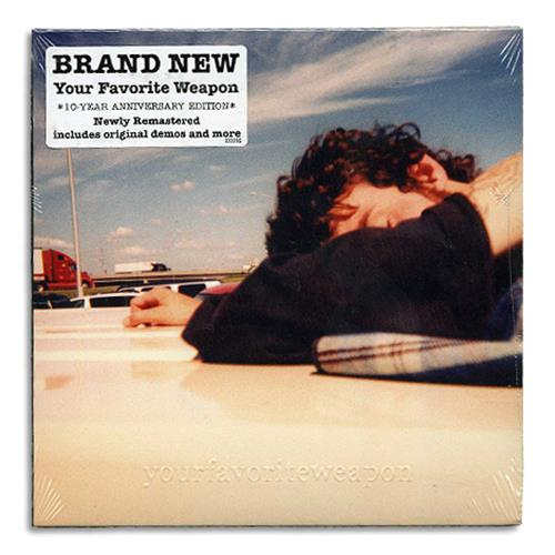 Your Favorite Weapon Ten Year Anniversary