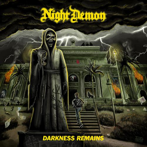 Darkness Remains  Digipak