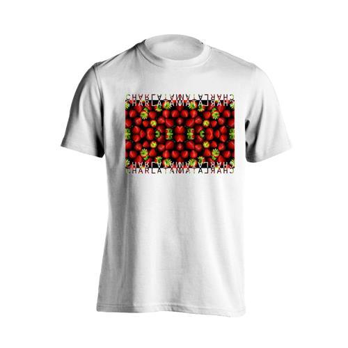 Strawberries White