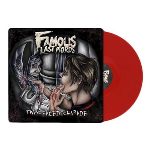 Two-Faced Charades Red LP
