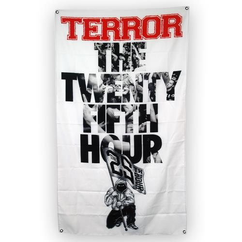 The 25th Hour White Flag
