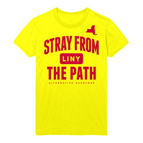 LINY Yellow T-Shirt