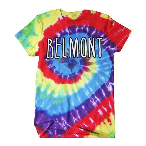 Belmont - Logo Tie Dye