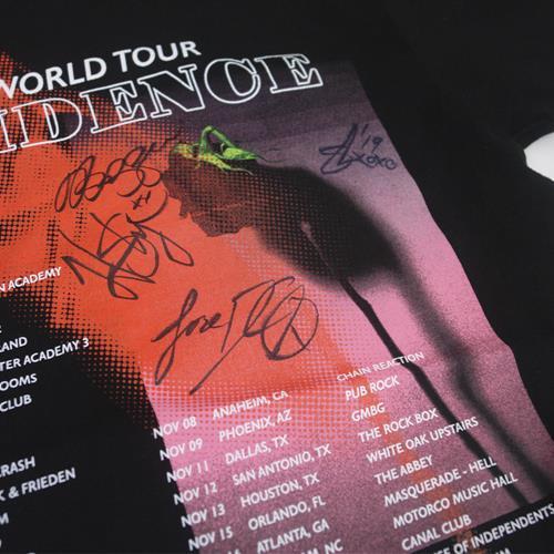 *Signed* 2019 Tour Black