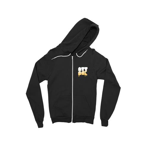 Midnite Black Hooded