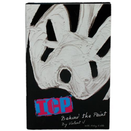 Behind The Paint  Novel