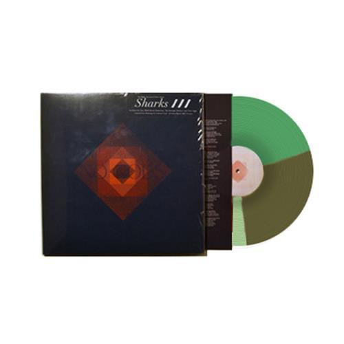 No Gods Tri-Green LP