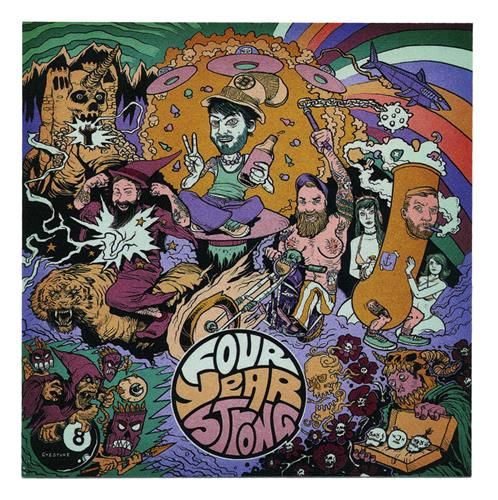 Four Year Strong - Sticker 4