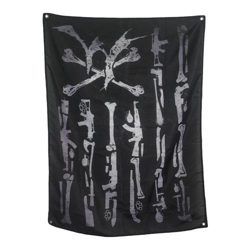 Winds Of Plague - Guns Banner