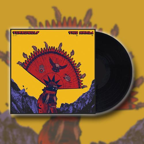 Two Hands Black Vinyl LP