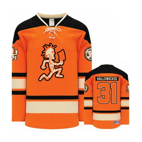 Hallowicked Black-Orange-Cream Hockey