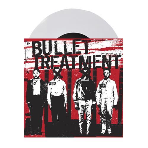 Designated Vol. 2 White 7 Inch Vinyl