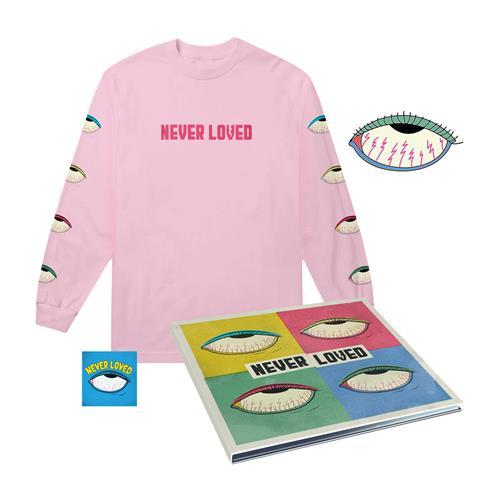 Never Loved 04