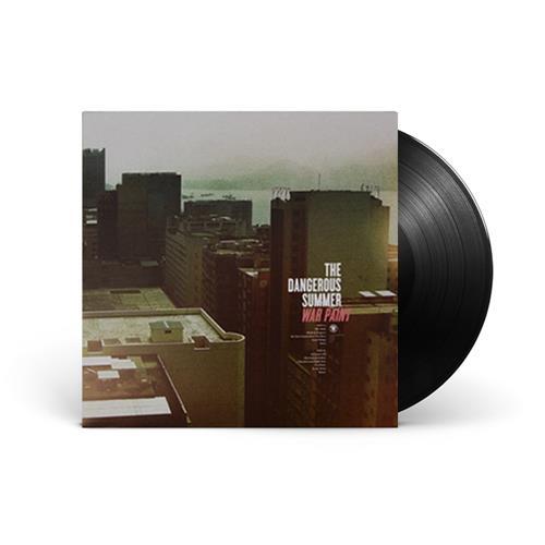 War Paint Black LP