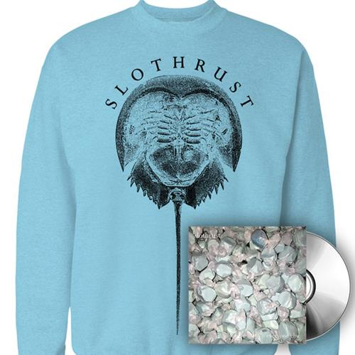 Everyone Else CD + Sweatshirt
