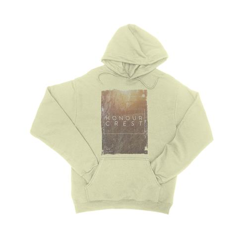 Grass Field Sand Hooded Sweatshirt