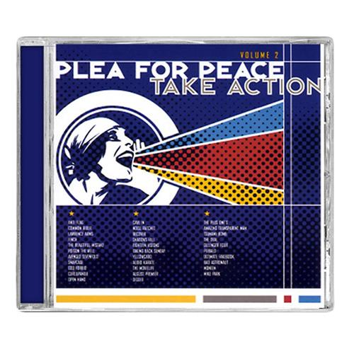 Various Artists - Plea For Peace / Take Action Vol. 2