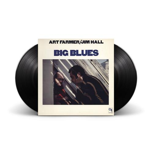 Art Farmer & Jim Hall Big Blues 180g Double LP