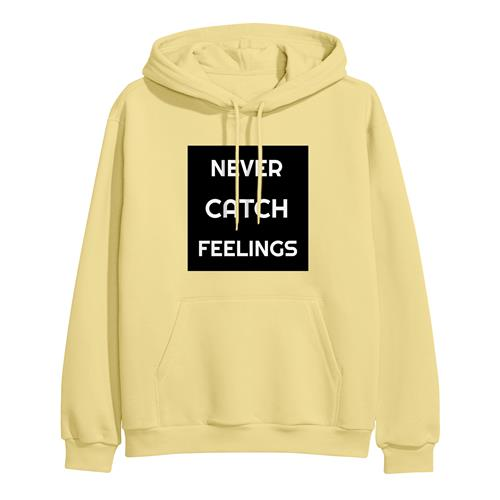 Never Catch Feelings Yellow
