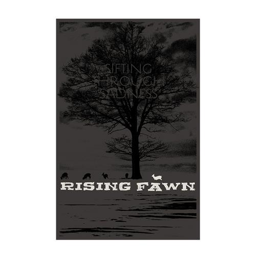Tree Screen-Printed Poster