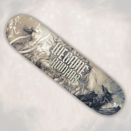 Tracing Back Roots  Skate Deck