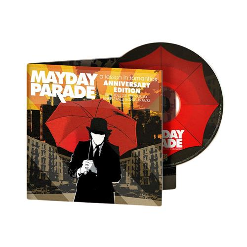 Mayday Parade A Lesson In Romantics Anniversary Edition